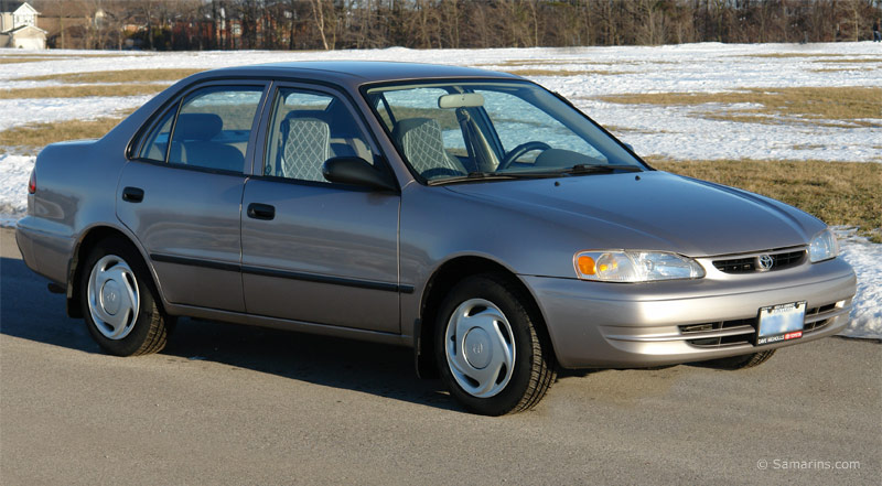 Toyota Corolla 1998 2002 Fuel Economy Common Problems Maintenance Specs Photos