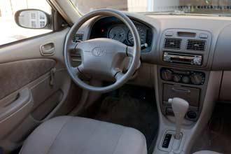 Toyota Corolla 1998-2002: fuel economy, common problems ...