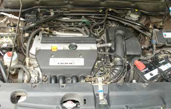 Honda CR V 2.4L 4 Cylinder Engine