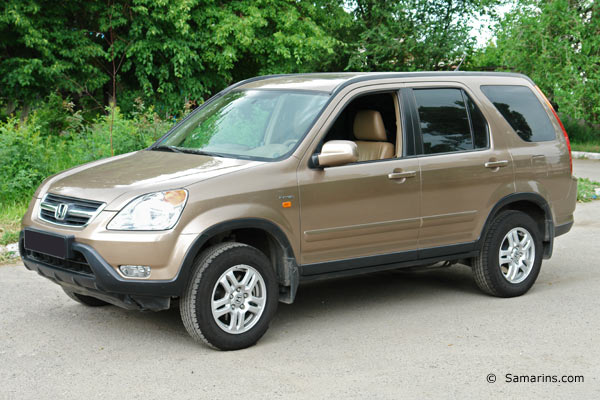 High Quality 2004 Honda CR V