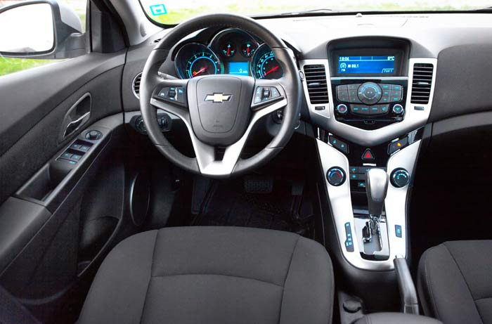 Great 2012 Chevrolet Cruze Interior