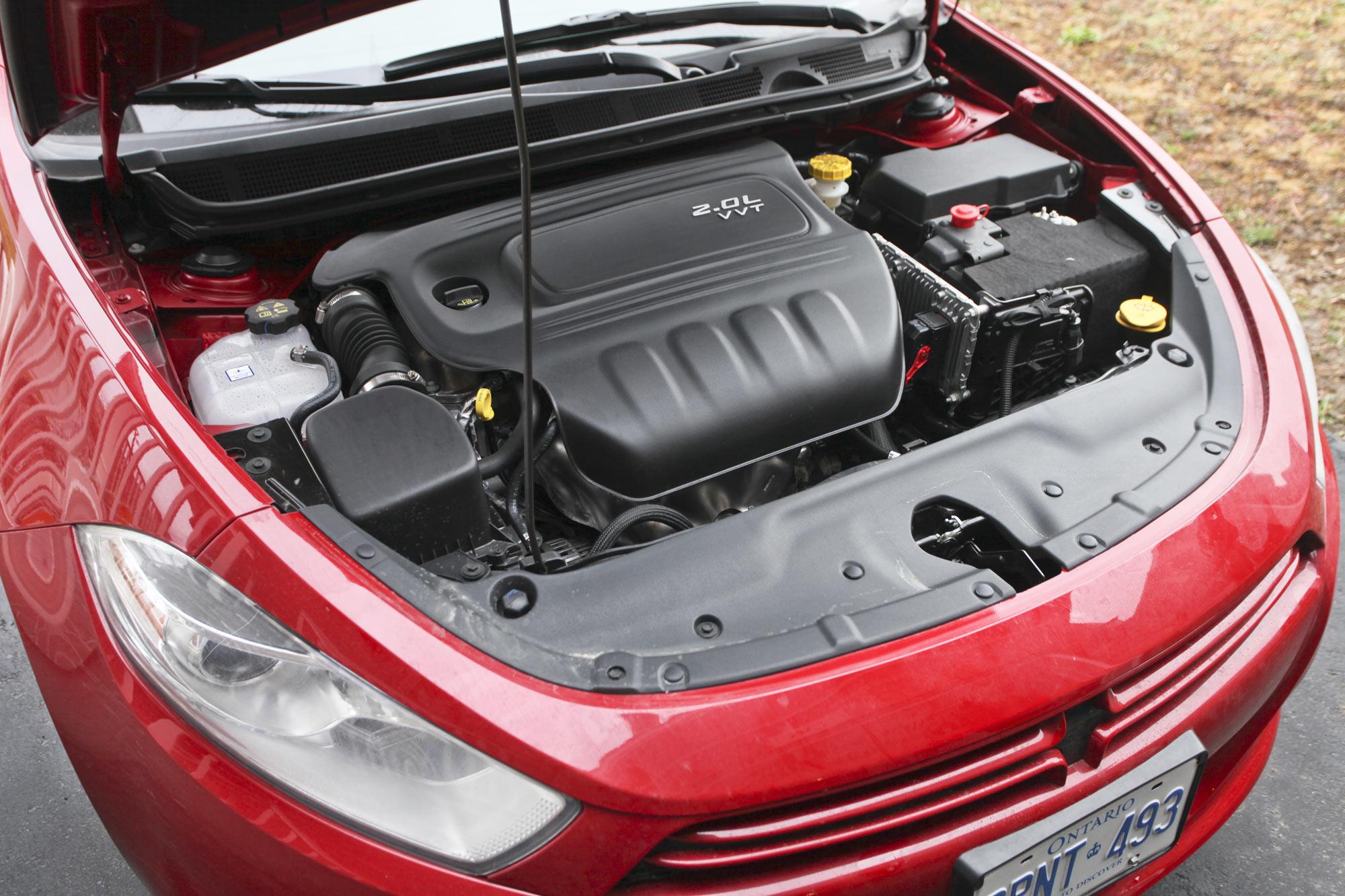 Dodge dart 2013 2 0l engine