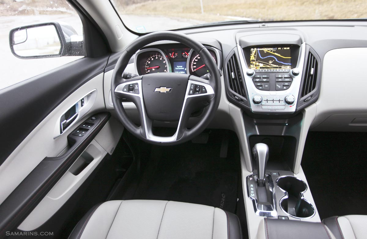 Chevrolet Equinox Gmc Terrain 2010 2017 Problems Interior Photos Engine Pros And Cons Specs