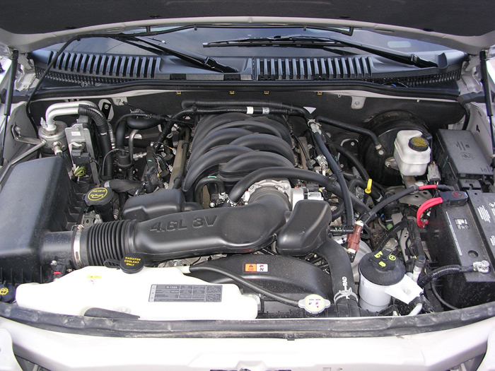 What To Look For When Buying A Used Ford Explorerrhsamarins: 2007 Ford 4 6 Engine Diagram Model At Gmaili.net