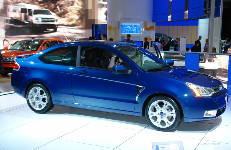 The 2008 redesign ... & Used Ford Focus 2000-2011 expert review markmcfarlin.com