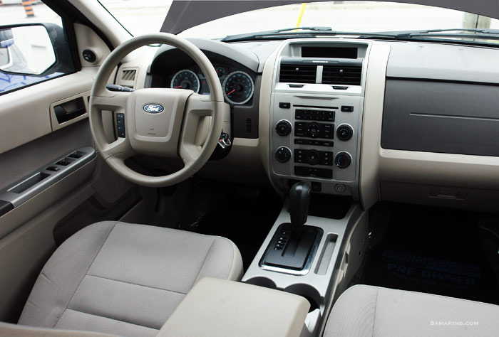 Used Ford Escape 2008-2012 expert review