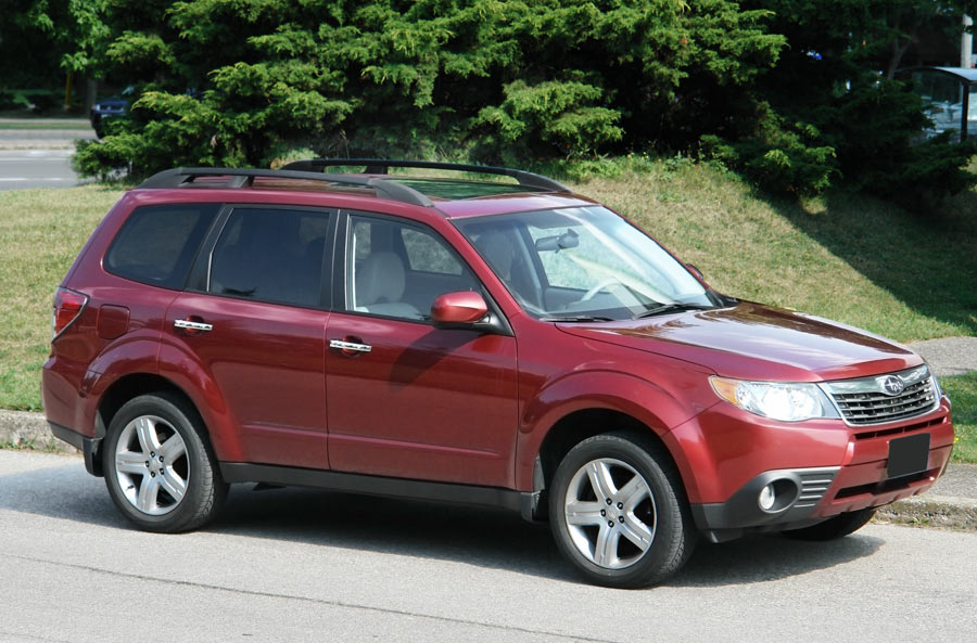 2015 subaru forester warranty and maintenance booklet