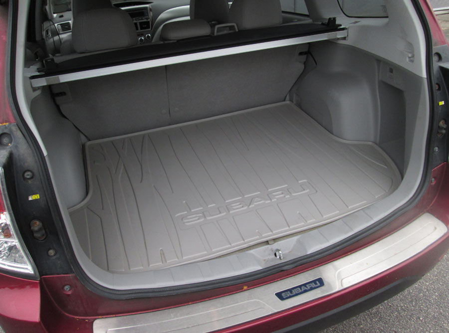 Subaru Forester Cargo Space >> 2009-13 Subaru Forester problems and fixes, fuel economy, photos