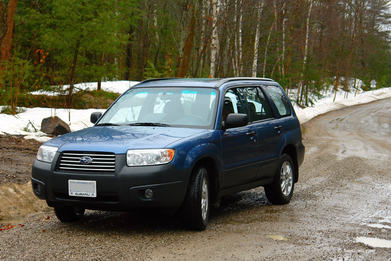 Subaru Forester 2003-2008: problems to watch out for, fuel