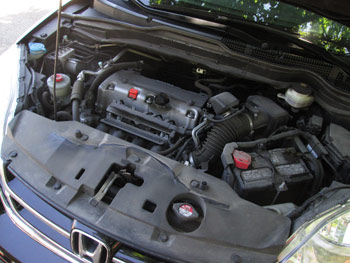 honda cr    problems fuel economy lineup engine