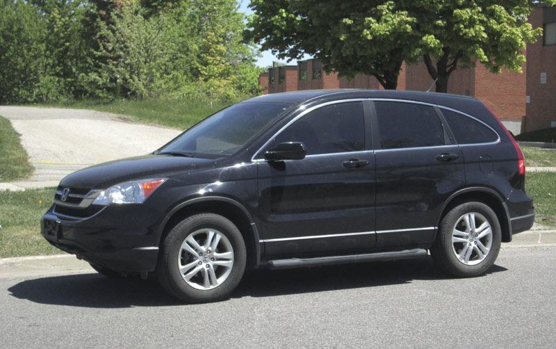 Exceptional 2011 Honda CR V