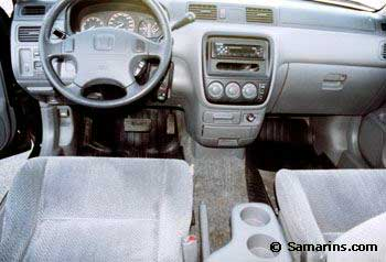 1997-2001 Honda CR-V: engine, fuel economy, maintenance tips