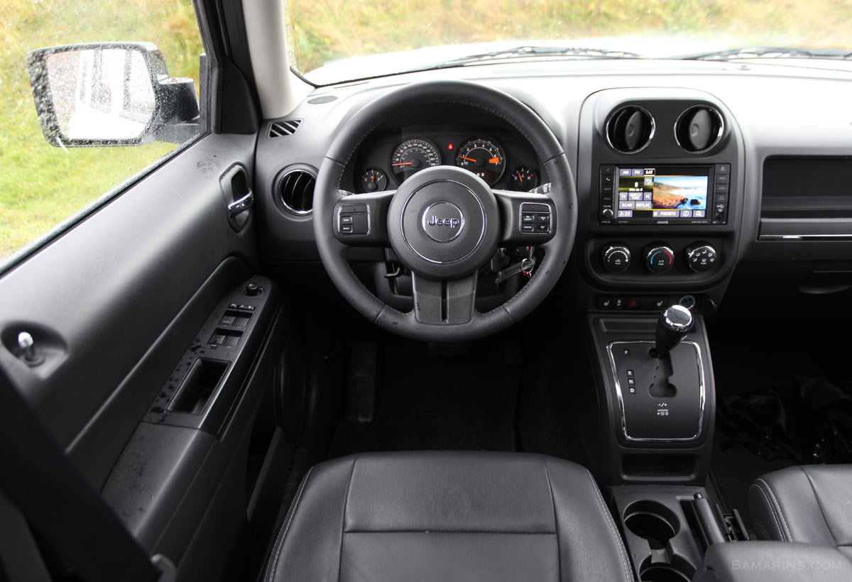 jeep image wallpaper patriot compass interior post