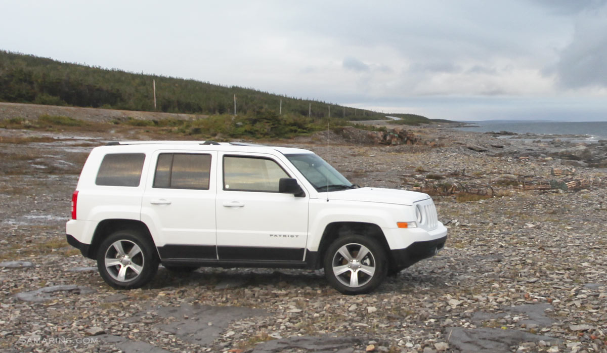Jeep Patriot: problems and fixes, fuel economy, 4WD system