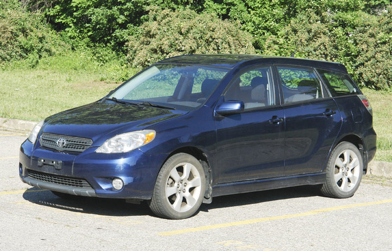 Marvelous Toyota Matrix