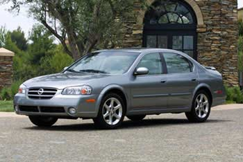 Used Nissan Maxima 2000 2003 Expert Review