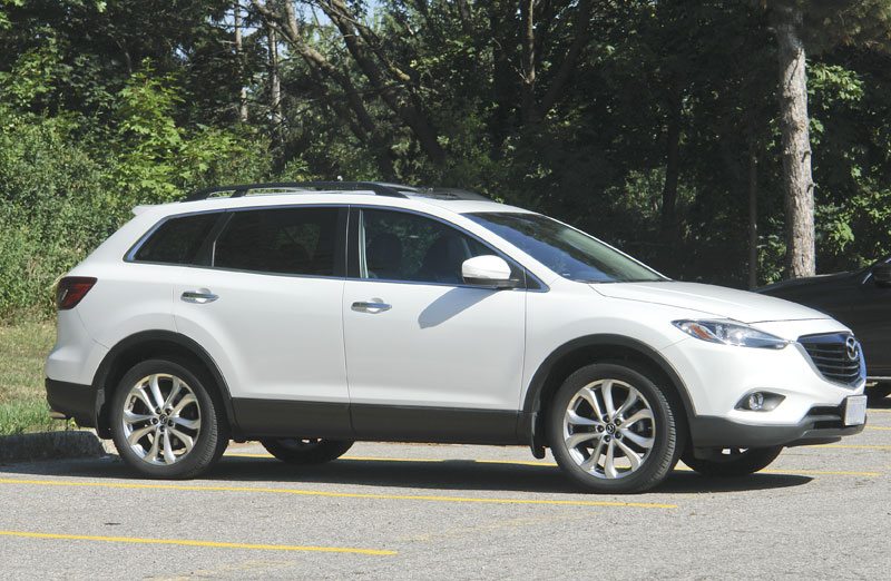 Used mazda cx 9 2007 2014 expert review
