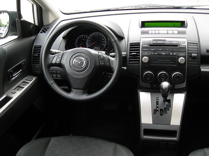 2006-2010 Mazda 5: fuel economy, common problems and fixes, specs