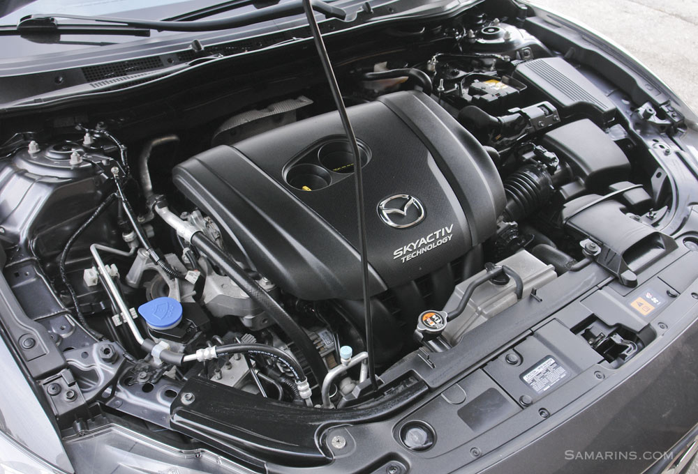 Mazda skyactiv engine reliability