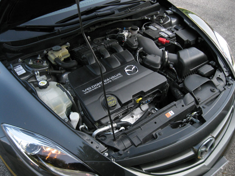 Mazda 6 2009 2013 Engines Fuel Economy Problems Specs