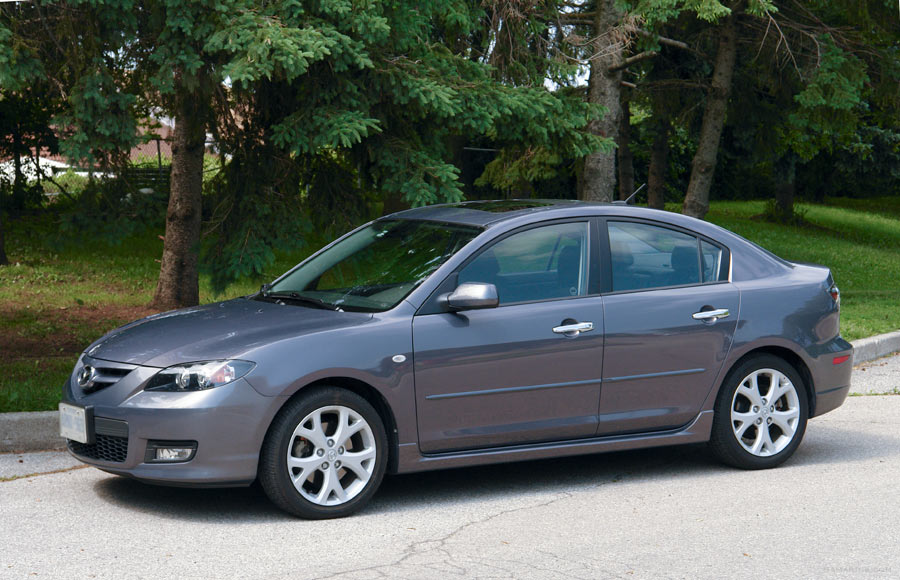 2004-2009 Mazda 3: problems and fi, fuel economy, specs