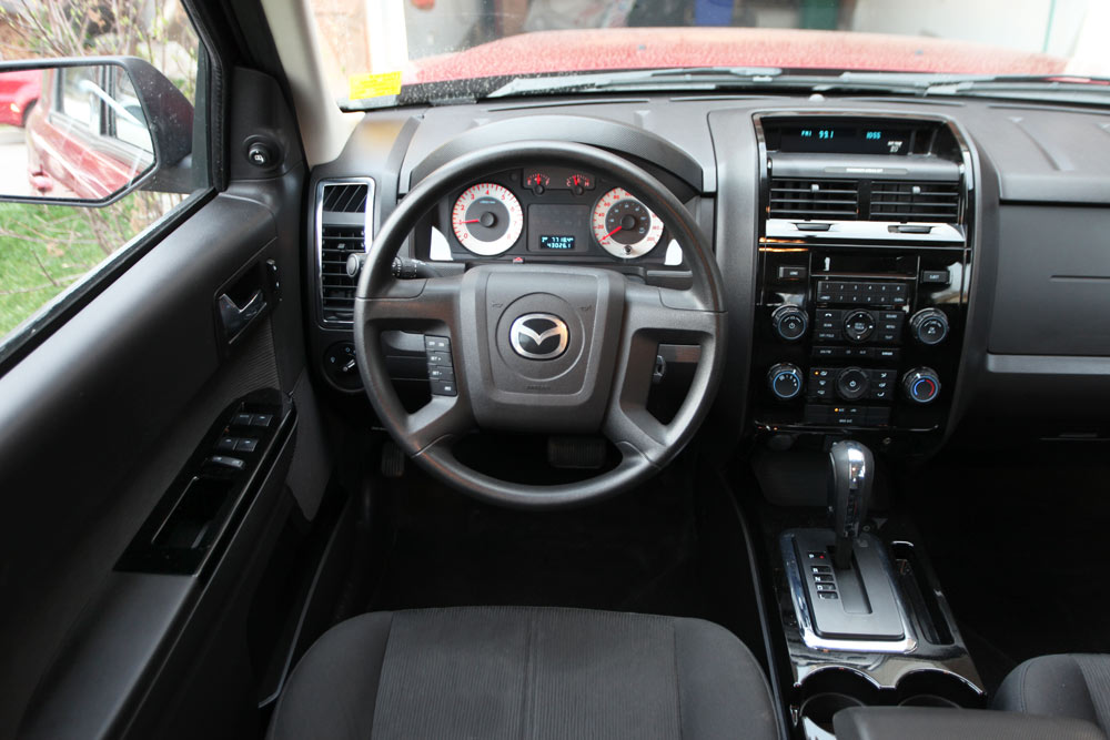 mazda tribute 2001 2011 common problems driving. Black Bedroom Furniture Sets. Home Design Ideas