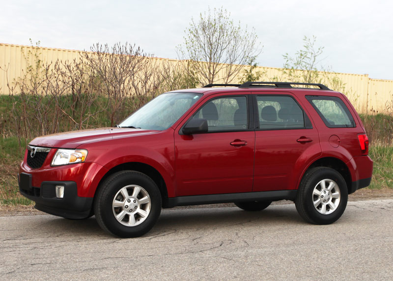 Mazda Tribute 2001-2011 common problems, driving experience, photos