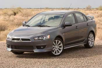 what to look for when buying a used mitsubishi lancer. Black Bedroom Furniture Sets. Home Design Ideas