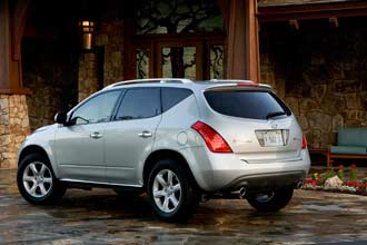 2007 Nissan Murano >> 2003 2007 Nissan Murano Engine Fuel Economy Problems Pros And