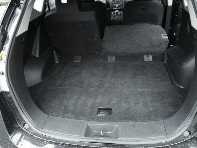 Amazing Nissan Rogue Seats Folded