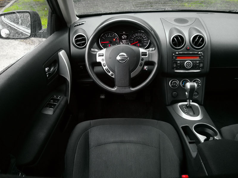Beautiful Nissan Rogue Interior