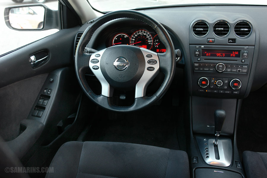 2011 nissan altima hybrid manual