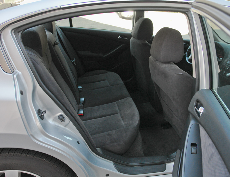 Nissan Altima 2007 2012 Fuel Economy Problems Lineup Cvt Transmission