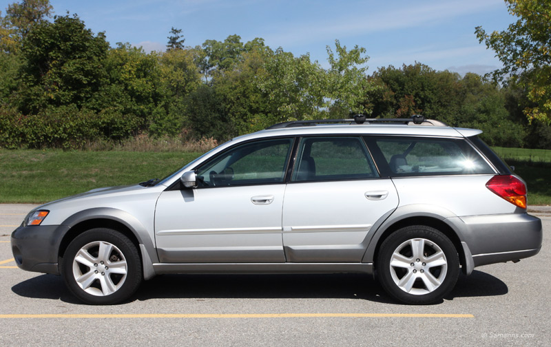 2007 subaru outback reviews