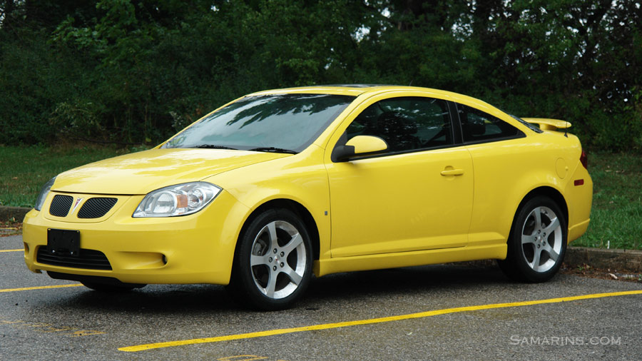 Chevrolet Cobalt: common problems, fuel economy, photos, specs