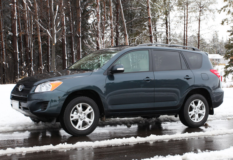 2006 Toyota Highlander Off Road >> 2006-2012 Toyota RAV4: fuel economy, problems, specs, photos