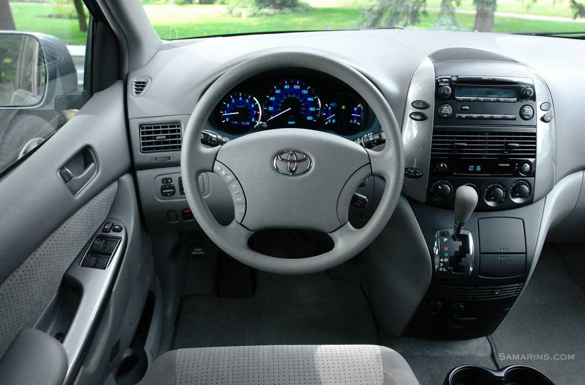 Toyota Sienna 2004 2010 Problems And Fixes Fuel Economy