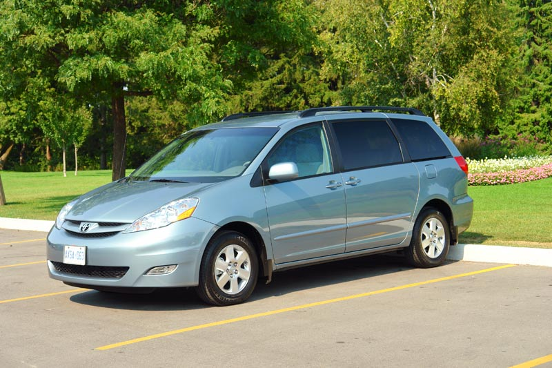 Toyota Sienna 2004-2010: problems and fixes, fuel economy