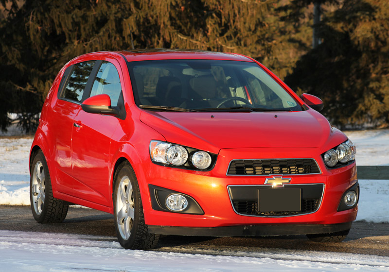 2012 chevy sonic maintenance schedule