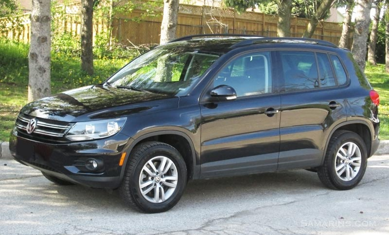 Volkswagen Tiguan 2009-2017: problems and fixes, fuel