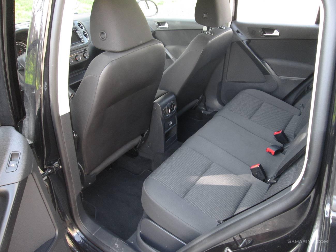Volkswagen Tiguan 2009-2017: problems and fixes, fuel