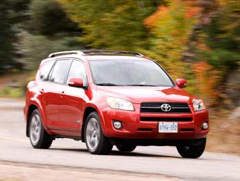 2006 2012 toyota rav4 expert review. Black Bedroom Furniture Sets. Home Design Ideas