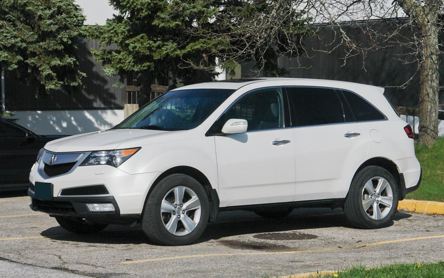 Acura Mdx Gas Mileage >> Acura Mdx 2007 2013 Sh Awd System Fuel Economy Engine Pros And