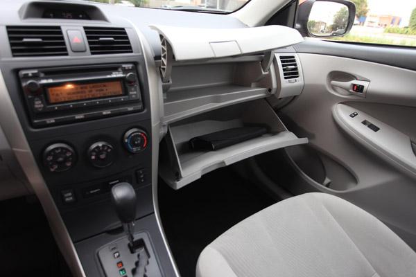 Toyota Corolla Double Glovebox ...