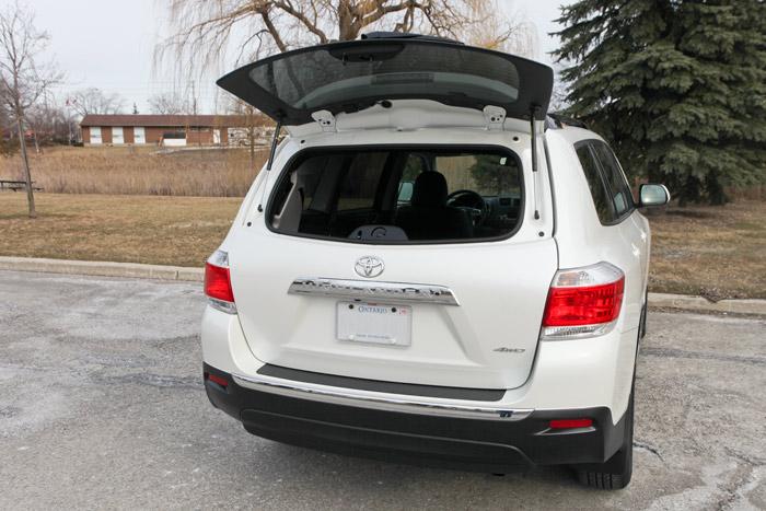 2017 Toyota Highlander Liftgate Gl
