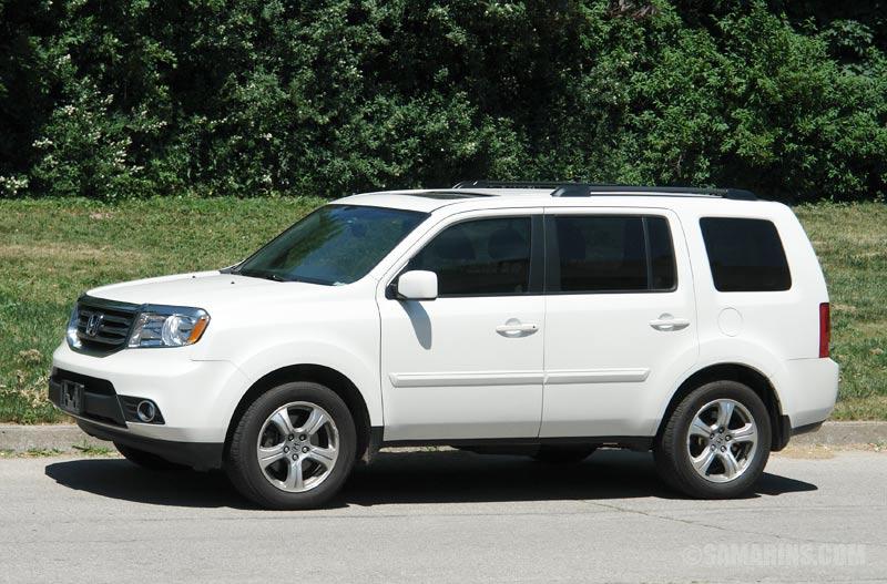 2009-2015 Honda Pilot: problems, engine, AWD system, fuel