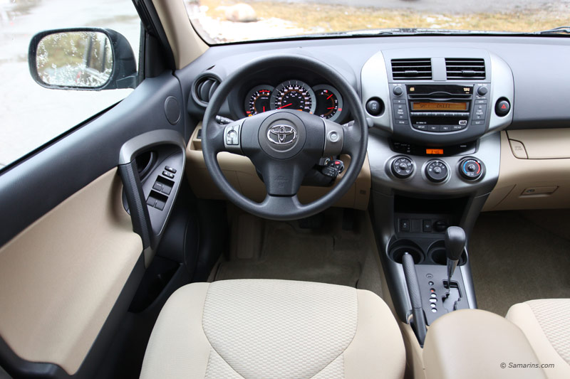 2006 2012 Toyota Rav4 Fuel Economy Problems Specs Photos